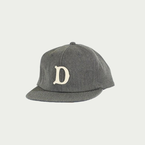 H.W. Dog & Co. C Gray Baseball Cap