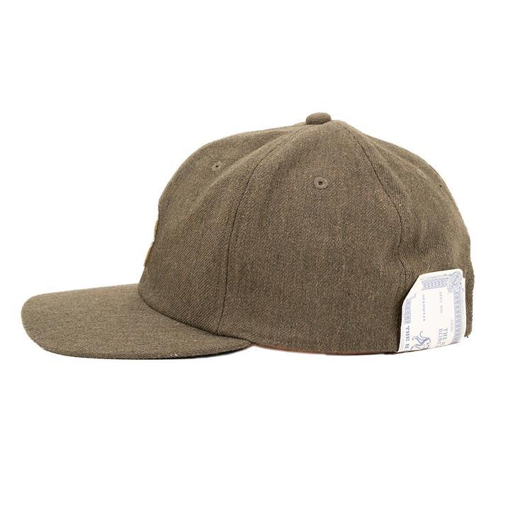 H.W. Dog & Co. Khaki Baseball Cap