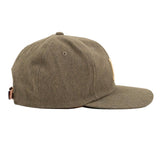 H.W. Dog & Co. Gray Baseball Cap