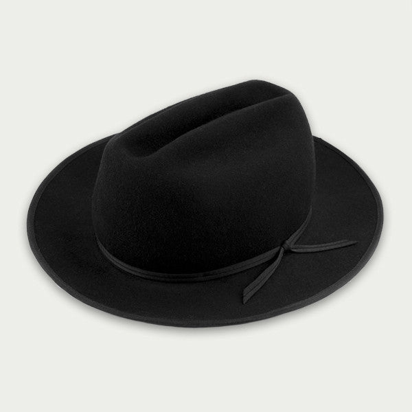 b04e837d0264f Black Western Dress Hat; Black Western Dress Hat ...