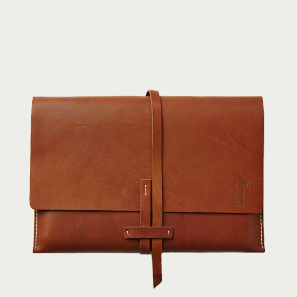 Russet Avery Laptop Sleeve