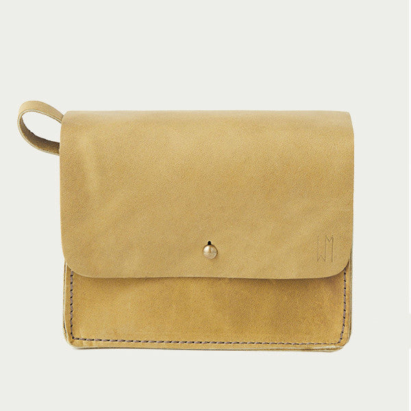 Beige Dopp Kit