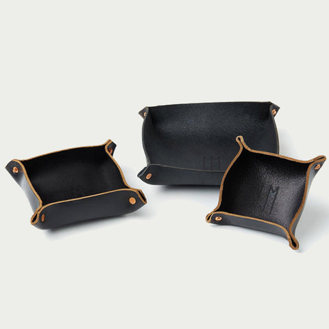 Black Dopp Kit