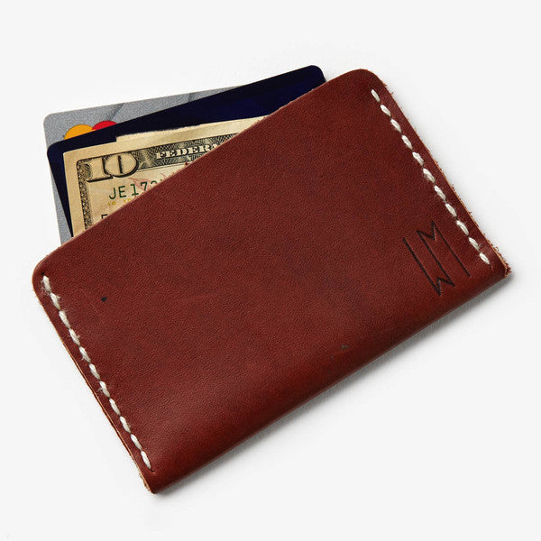 Russet Card Case
