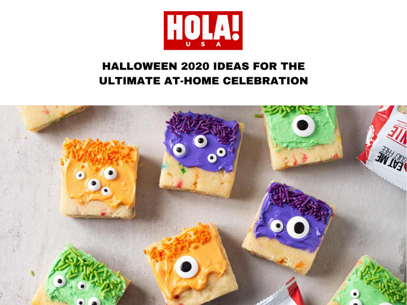 Hola!: Halloween 2020 Ideas for the Ultimate At-Home Celebration