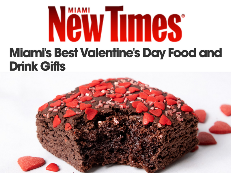 Miami New Times: Miami's Best Valentine's Day Food and Drink Gifts