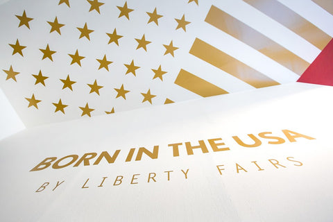 Born in the USA by Liberty Fairs at Pitti