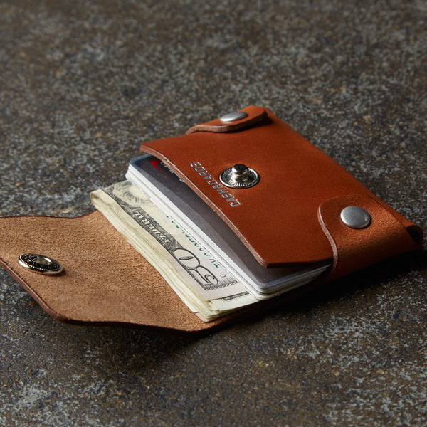 CVL CASH & CARD WALLET No. 52