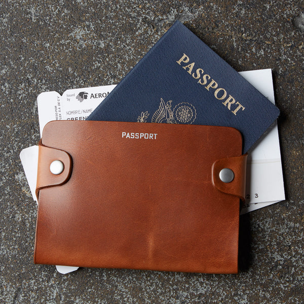CVL PASSPORT SLEEVE No. 55 | 75% Off