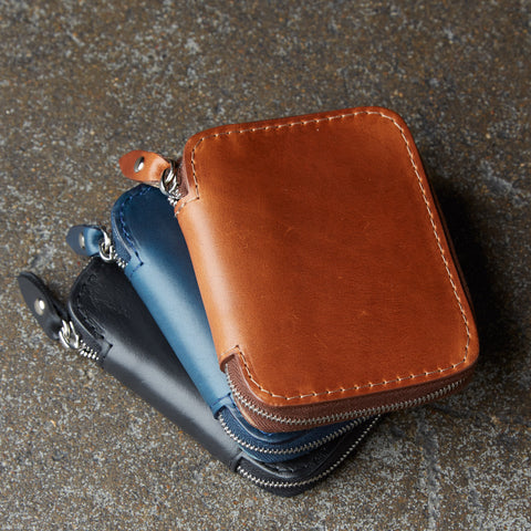 CVL ZIPPER WALLET No. 60