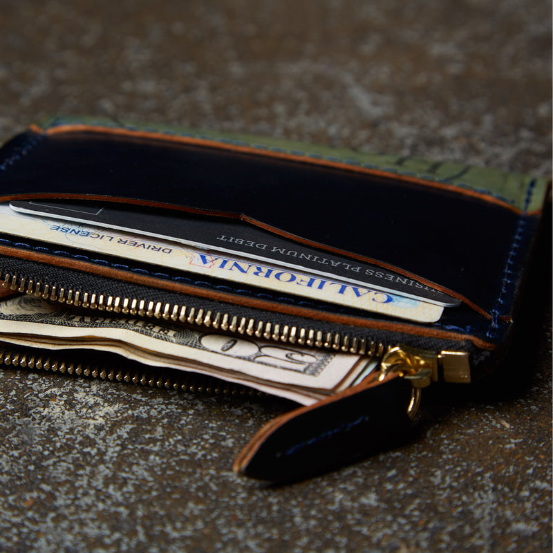 SHL ZIP COIN WALLET No. 13 | 50% Off