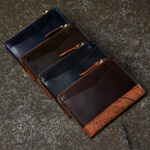 SHL ZIP COIN WALLET No. 13