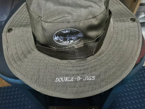 DOUBLE D BOONIE HAT