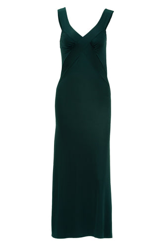Marlene Dress Maxi - Green