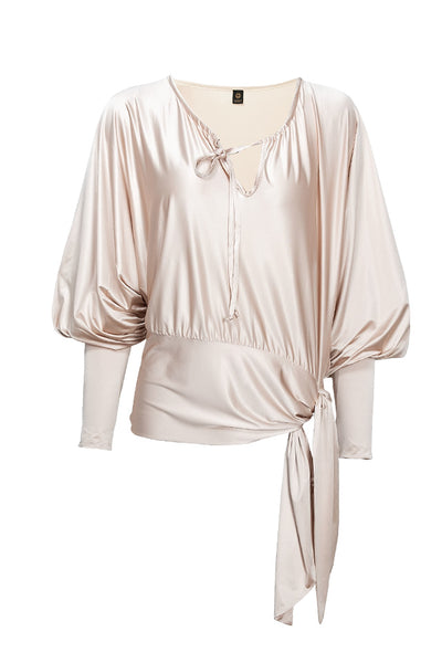 Florence Blouse - Champagne