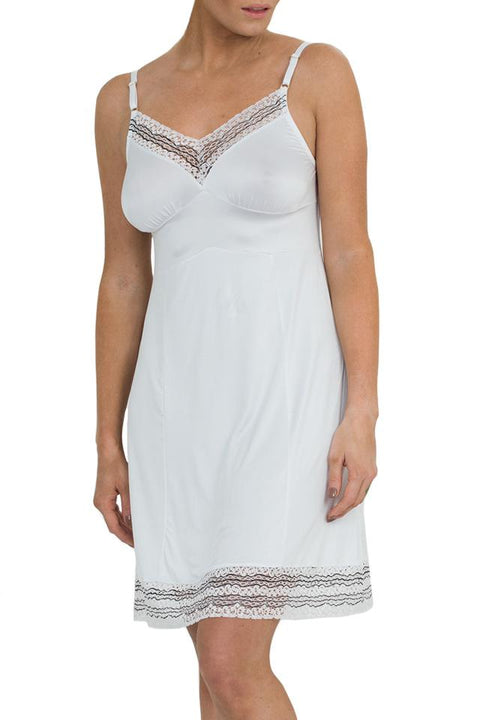 Natalie Classic slip dress by Chambres Sweden