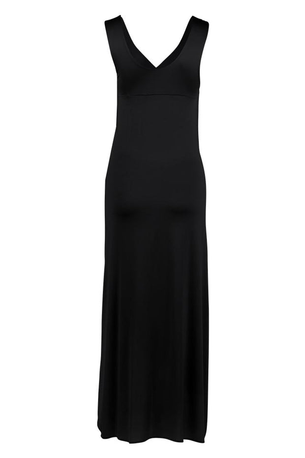 Marlene Dress Maxi - Black