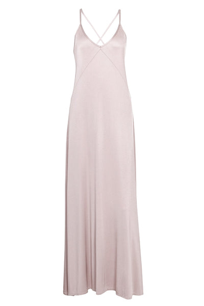 Sienna maxi slip dress by Chambres Sweden
