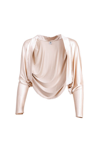 Joe Bolero Jacket - Champagne