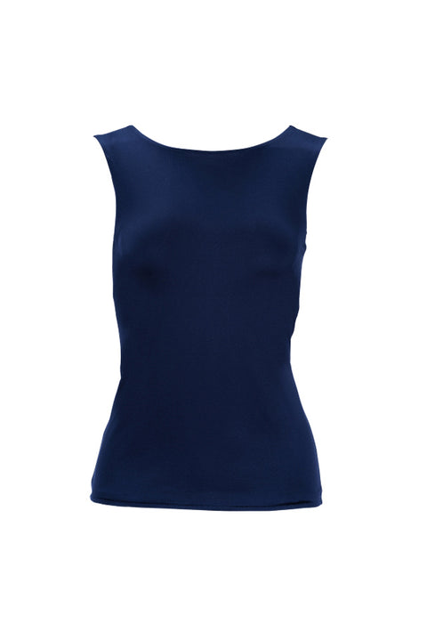 Joy Top Reverse - Blue/Black