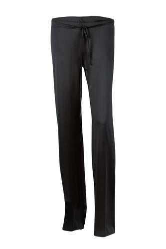 zoe classic pant black by Chambres Sweden