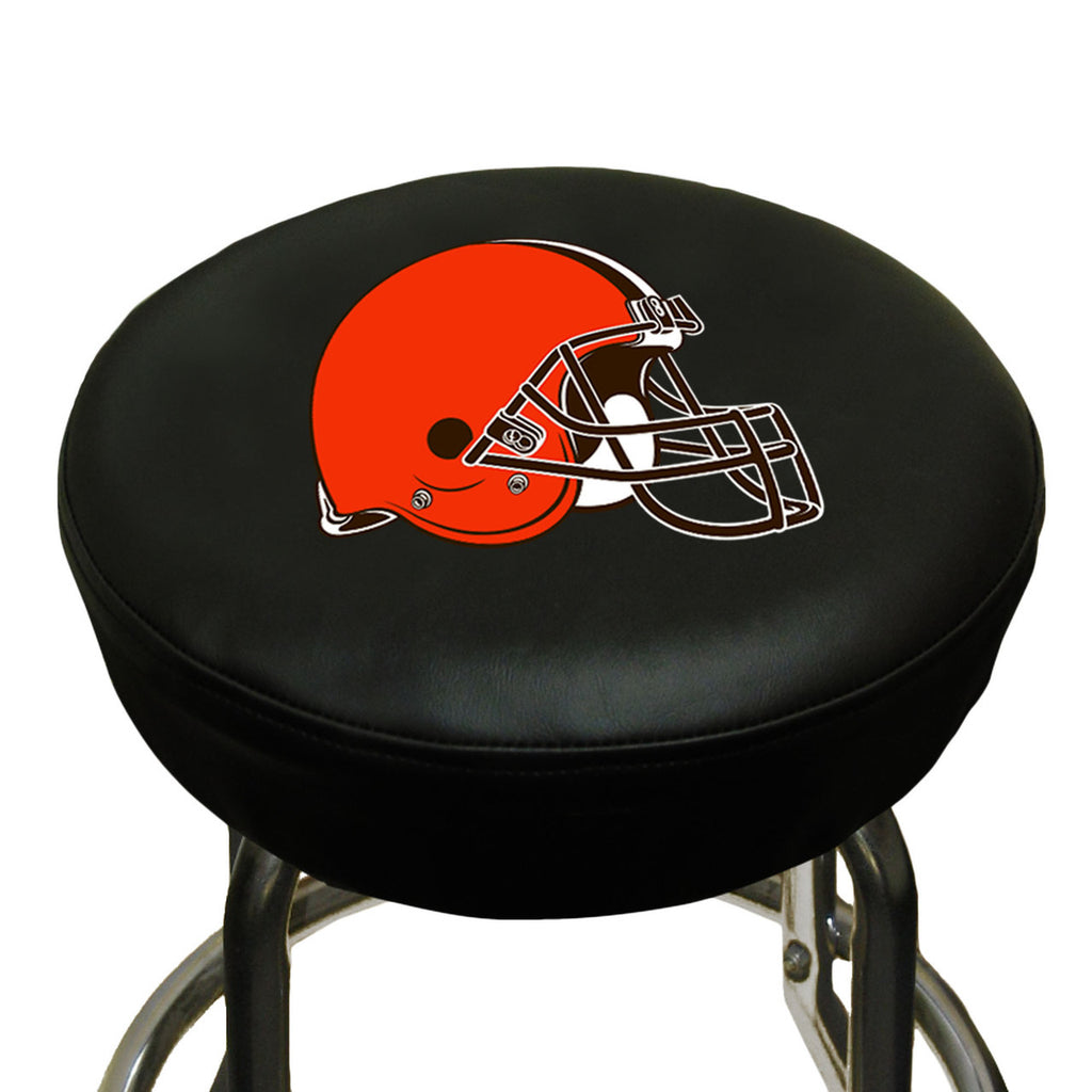 NFL CLEVELAND BROWNS BAR STOOL COVER