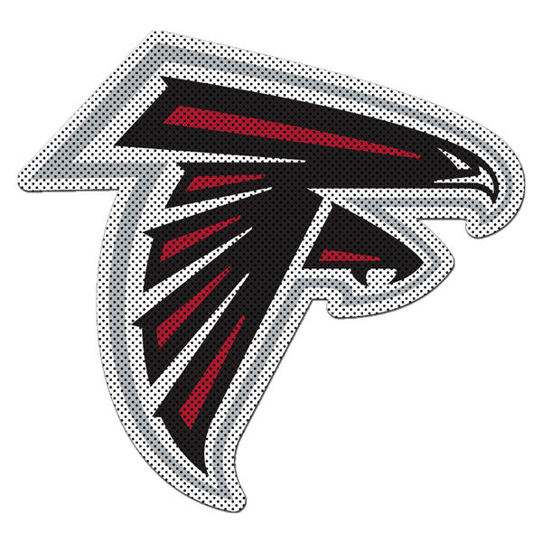 NFL ATLANTA FALCONS LARGE WINDOW FILM