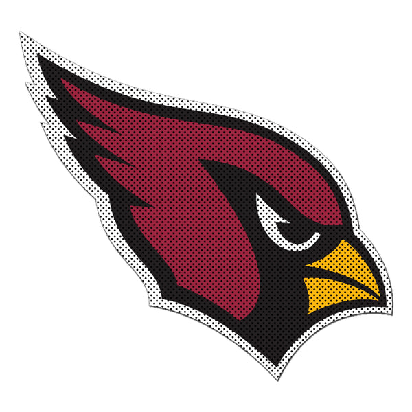 NFL ARIZONA CARDINALS LARGE WINDOW FILM
