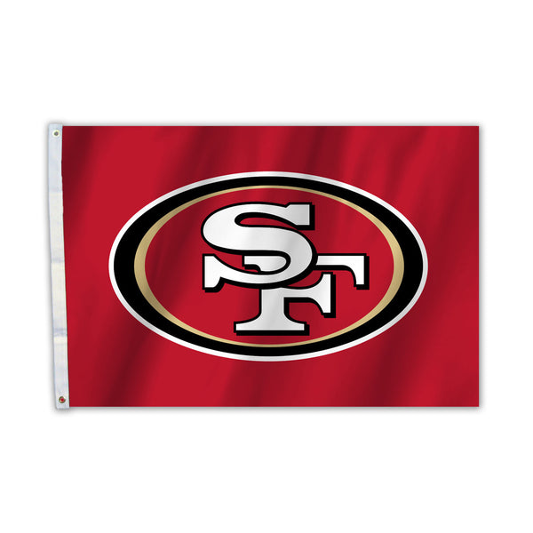 NFL SAN FRANCISCO 49ERS 2X3 FLAG