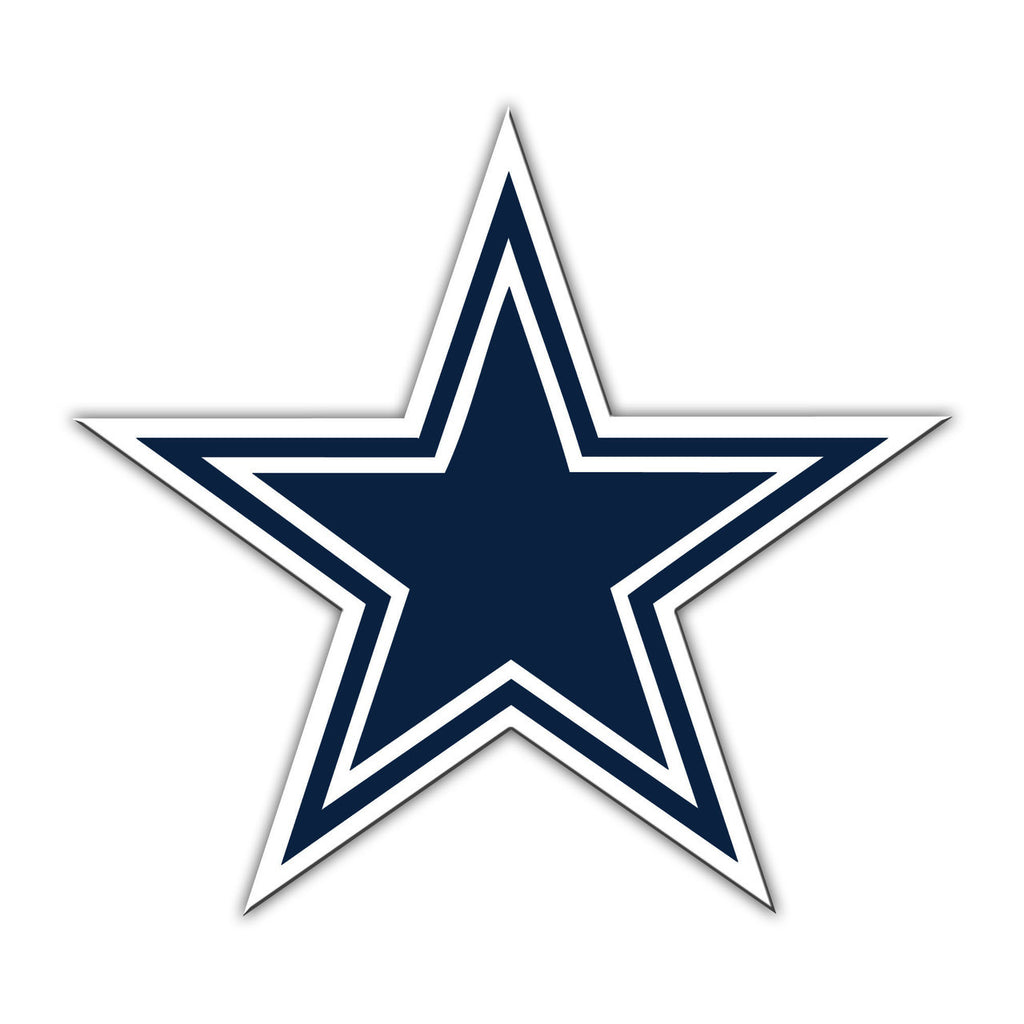"NFL DALLAS COWBOYS 12"" MAGNET"