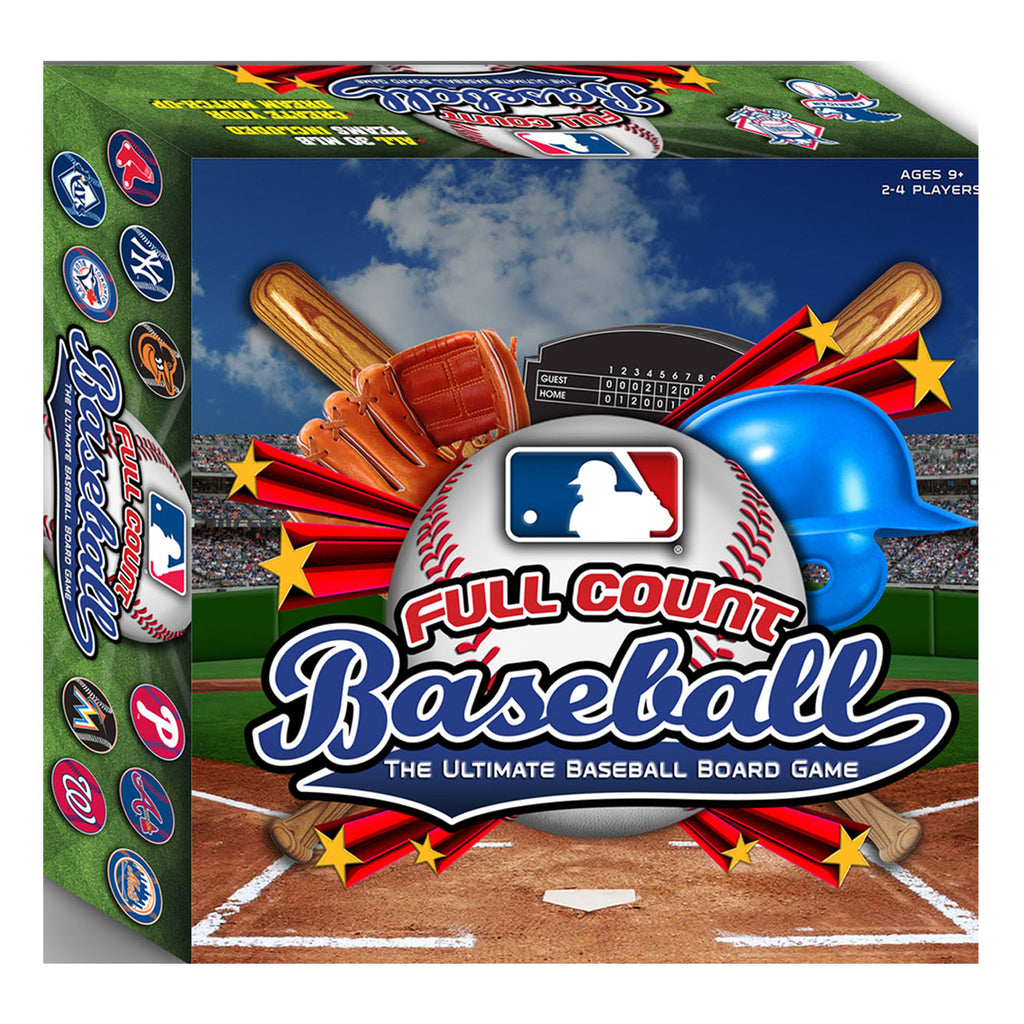 MLB Full Count Baseball Game