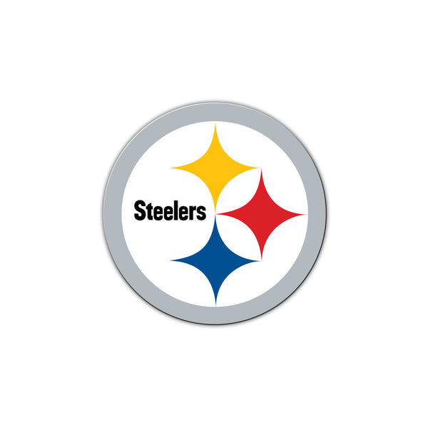 "NFL PITTSBURGH STEELERS 8"" MAGNET"