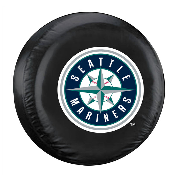 MLB Seattle Mariners Logo Tire Covers