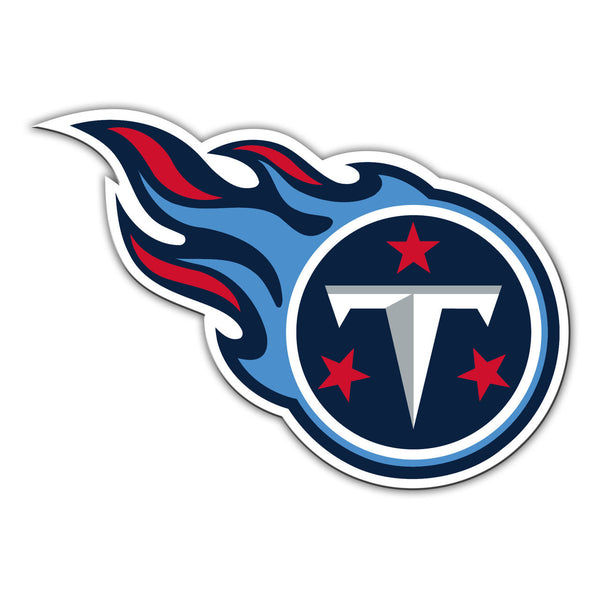 "NFL TENNESSEE TITANS 12"" MAGNET"