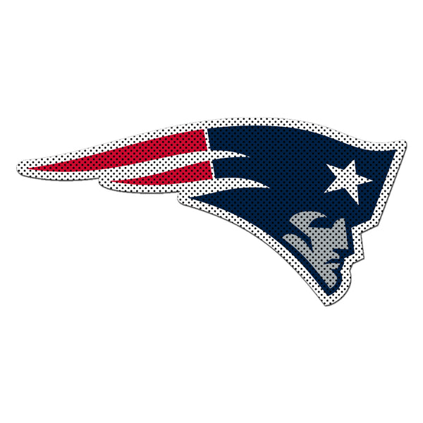 NFL NEW ENGLAND PATRIOTS LARGE WINDOW FILM