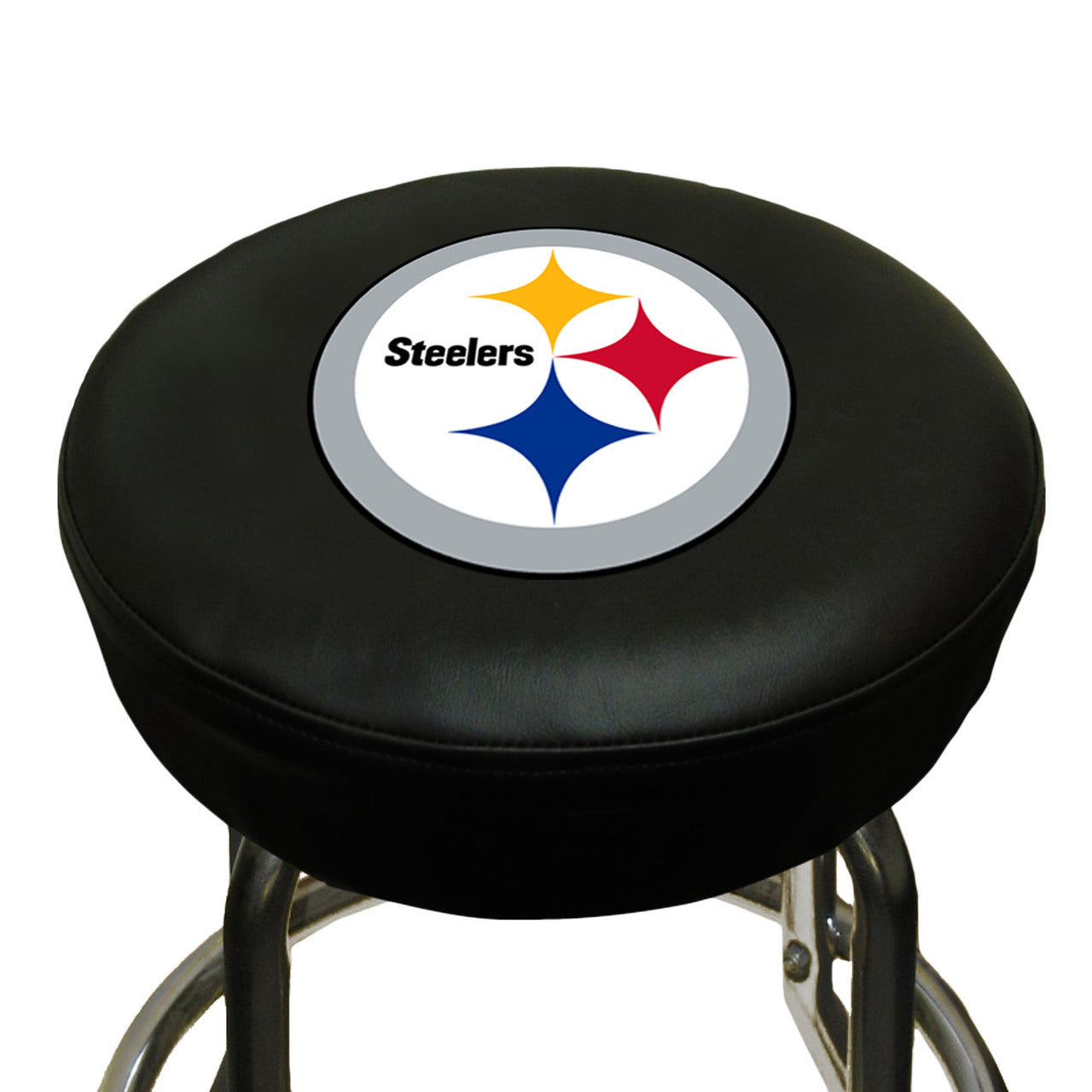Awesome Nfl Pittsburgh Steelers Bar Stool Cover Uwap Interior Chair Design Uwaporg
