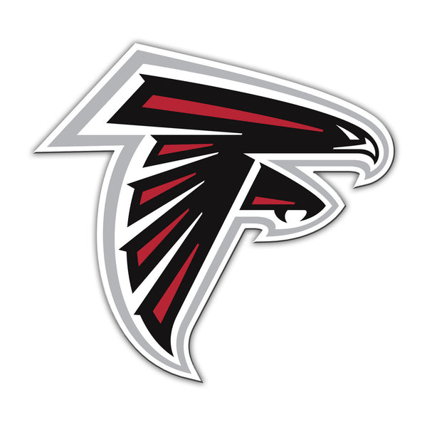 "NFL ATLANTA FALCONS 12"" MAGNET"