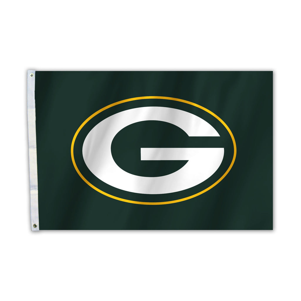 NFL GREEN BAY PACKERS 2X3 FLAG