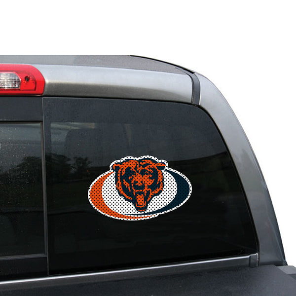 Chicago Bears Small Window Film