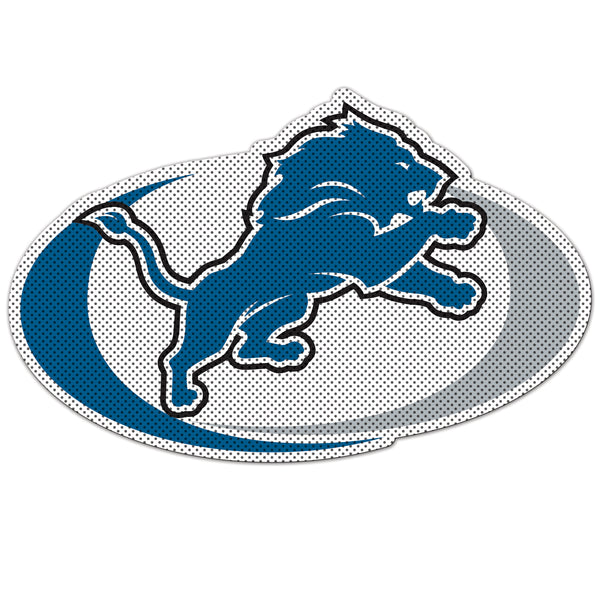 Detroit Lions Small Window Film