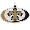 New Orleans Saints Small Window Film