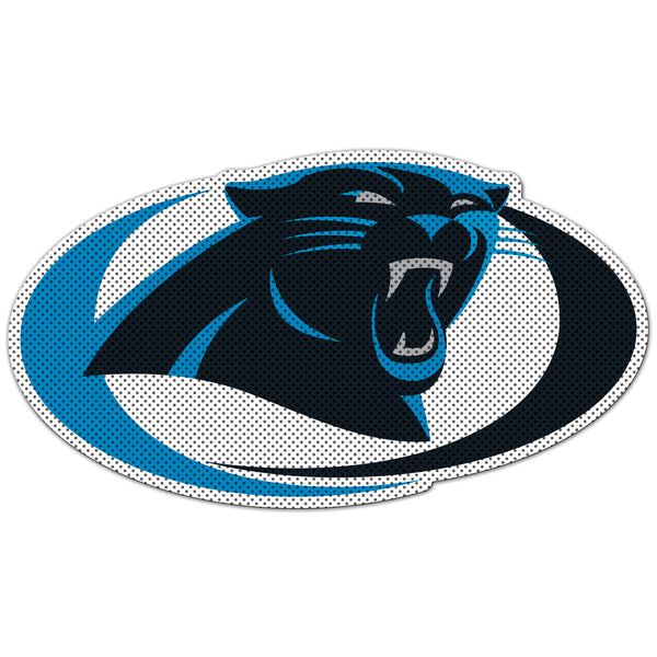Carolina Panthers Small Window Film