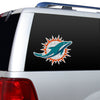 Miami Dolphins Large Window Film