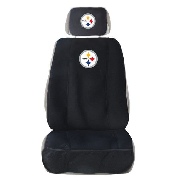 NFL Pittsburgh Steelers 2 Piece Seat Cover