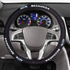 Seattle Seahawks Leather Steering Wheel Cover