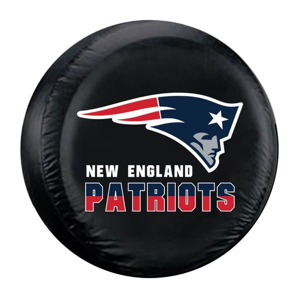 Fremont Die New England Patriots Tire Cover