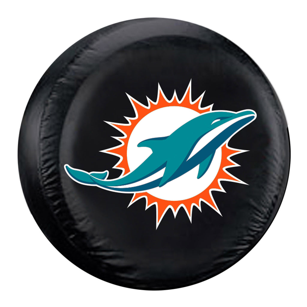Fremont Die Miami Dolphins Tire Cover