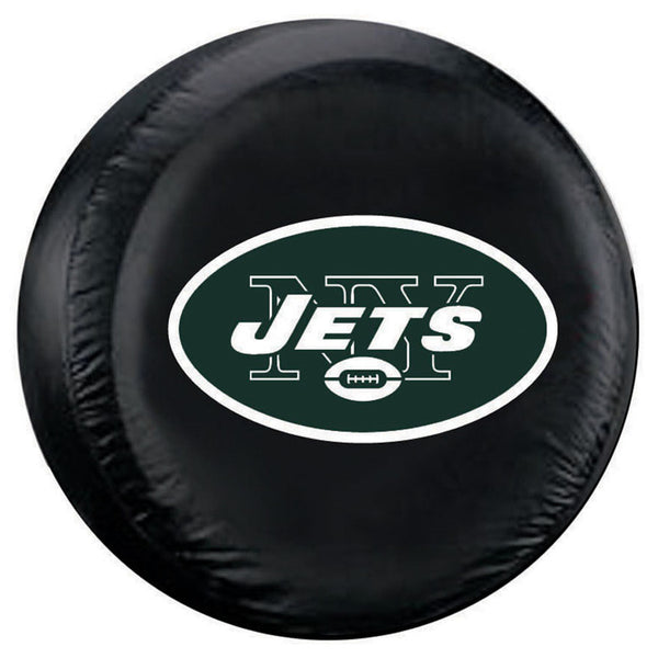 Fremont Die New York Jets Tire Cover