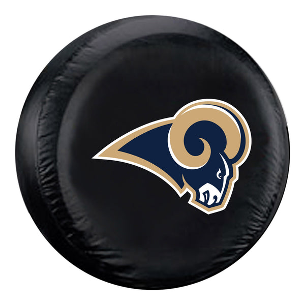 Fremont Die Los Angeles Rams Tire Cover