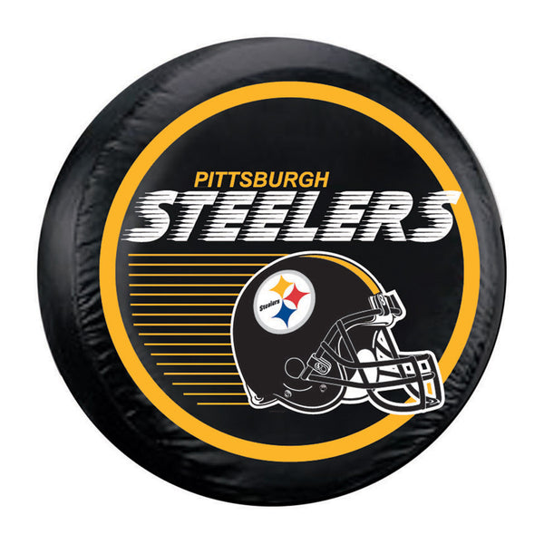 NFL Pittsburgh Steelers Helmet Tire Covers